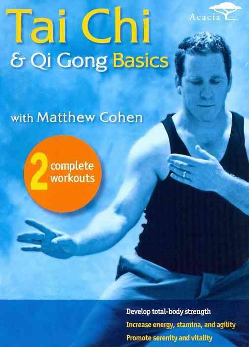TAI CHI & QI GONG BASICS BY COHEN,MATTHEW (DVD)