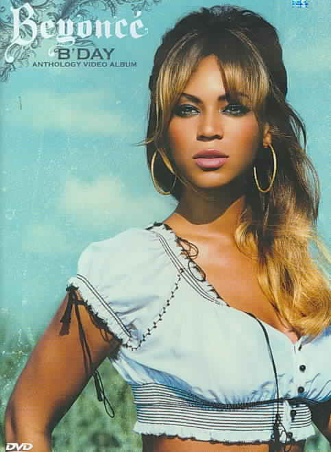 B'DAY ANTHOLOGY VIDEO ALBUM BY BEYONCE (DVD)